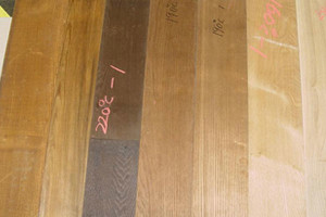 Wood drying equipment samples