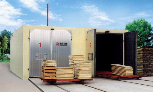 indirect wood drying kiln