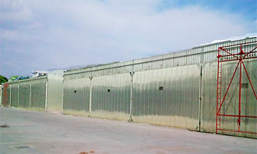 aluminum alloy kiln in Egypt