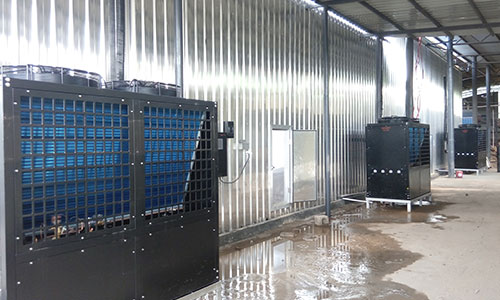 heat-pump-heating-wood-drying-kiln